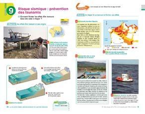 Risque sismique : prévention des tsunamis