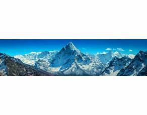 Frontière de plaque : chaîne de montagnes