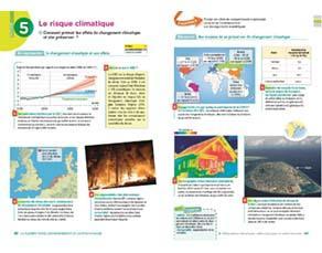 Le risque climatique