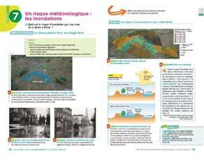 Un risque météorologique : les inondations