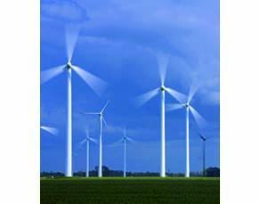 Des éoliennes, en France