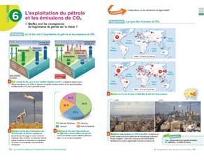 L'exploitation du pétrole et les émissions de CO2