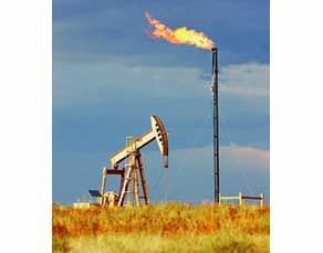 Émissions de CO2 dans l'atmosphère lors de l'extraction du pétrole
