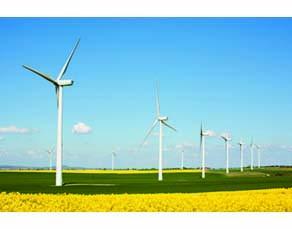 Une énergie renouvelable : l'énergie éolienne