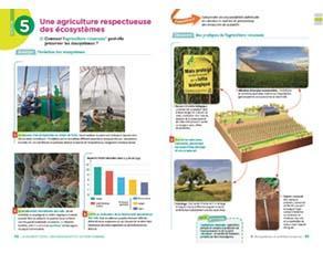 Une agriculture respectueuse des écosystèmes