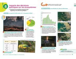 Impact des décisions politiques sur les écosystèmes