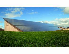 Utilisation d'énergies renouvelables dans une exploitation agricole