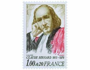 Claude Bernard, médecin français (1813-1878)