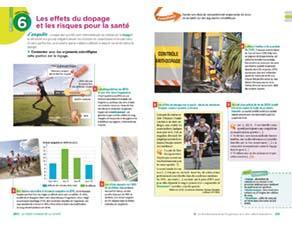 Les effets du dopage et les risques pour la santé