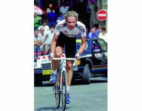 Johannes Draaijer, coureur cycliste, décédé à 26 ans