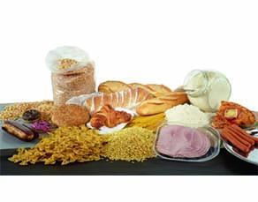 Quelques aliments contenant du gluten