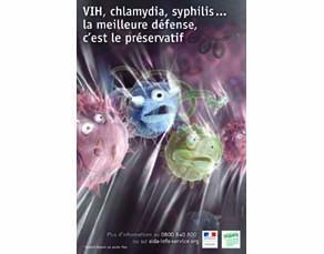 Campagne de prévention contre les IST