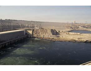 Le barrage d'Assouan