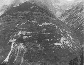 La Clapière en 1975