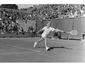 Le temps à Roland Garros en 1959