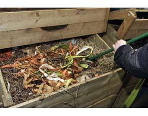 Le compostage des déchets