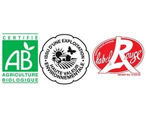 Logos environnementaux