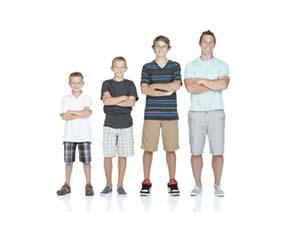 La puberté marque le passage de l'enfance à l'âge adulte