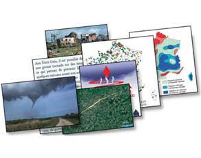 Un risque météorologique : les tornades