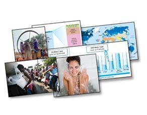 L'eau douce, une ressource inégalement disponible