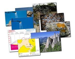 Divers facteurs influencent l'évolution des paysages