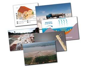 Utilisation des produits de l'érosion-sédimentation